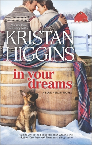 In Your Dreams Blue Heron 4 by Kristan Higgins