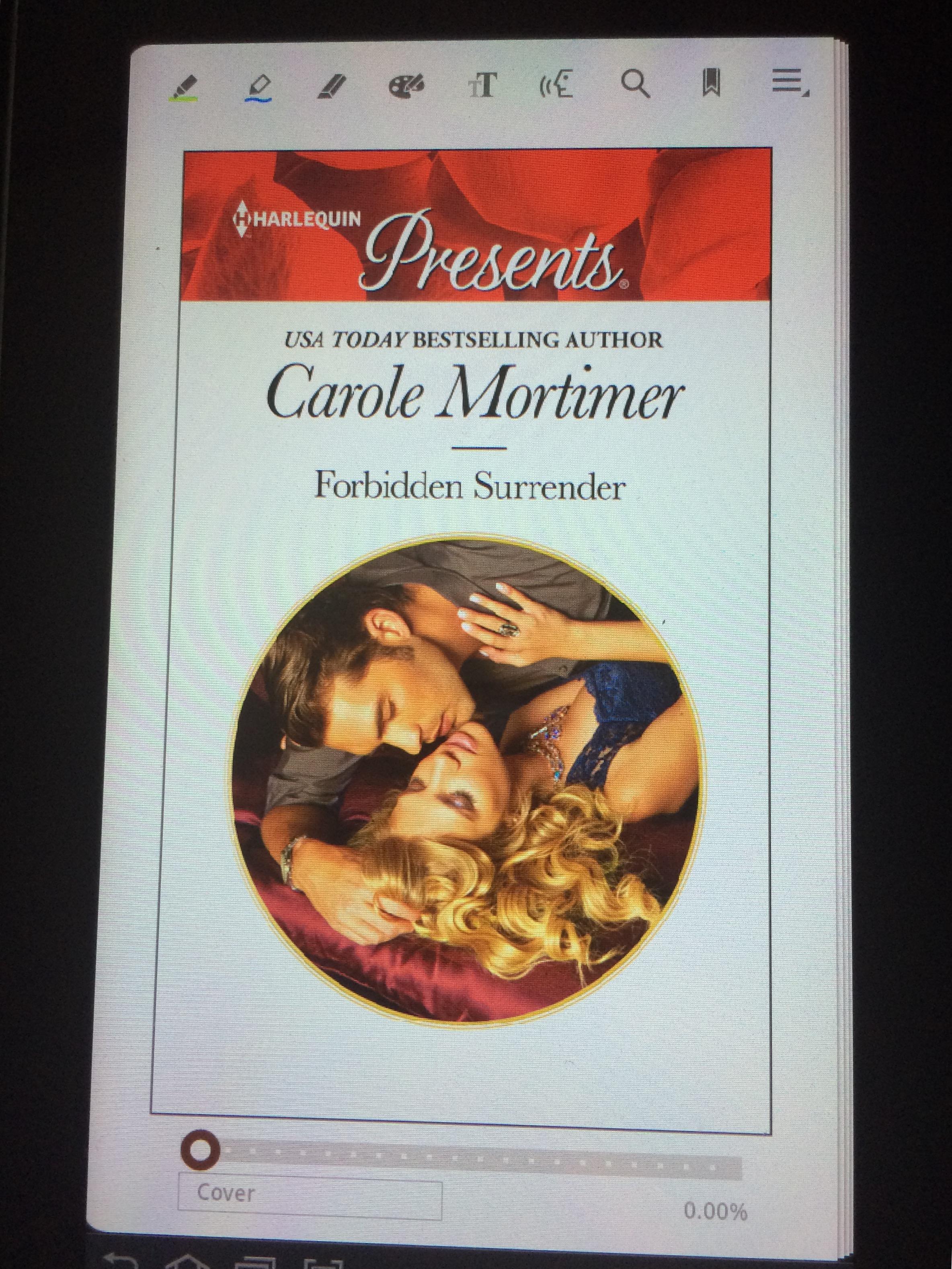 Forbidden Surrender book review http://greenbucks.info